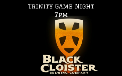 Game Night at the Black Cloister