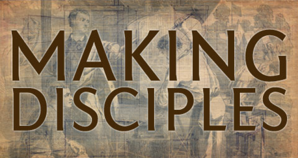 Making Disciples, Our Journey Together