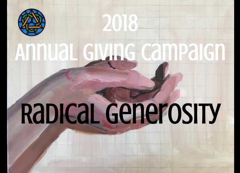 Living Into Radical Generosity