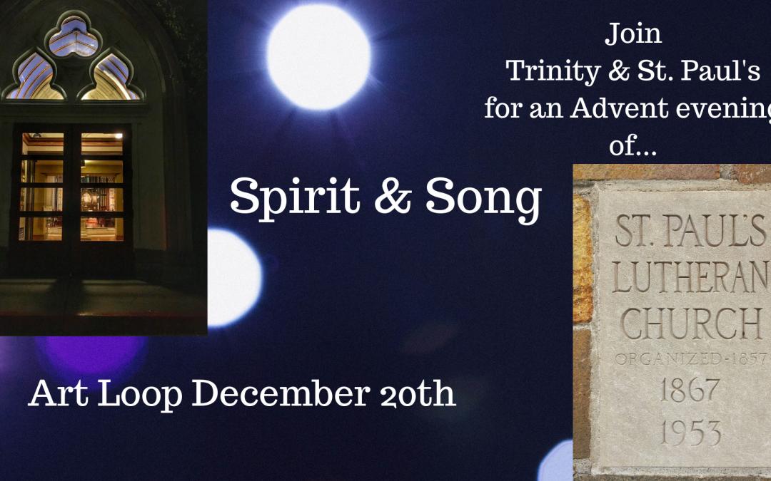 Art Loop: – Spirit & Song
