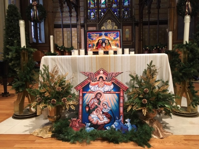 Traditional Christmas Eve Eucharist (with 10:30 Musical Prelude)