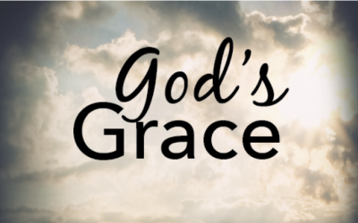 Caught Up In God's Grace