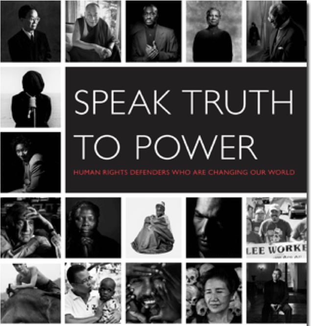 Speak Truth to Power – Staged Reading