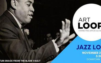 Art Loop: Jazz Loop, Nov. 21