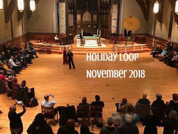Holiday Loop - Nov. Cover