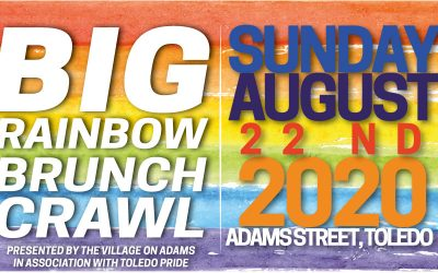 Big Rainbow Brunch Crawl