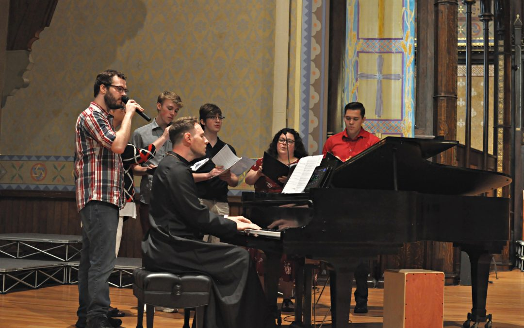 Music Ministry Recital, 2/16