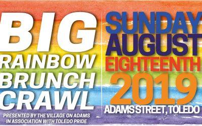 Big Rainbow Brunch Crawl