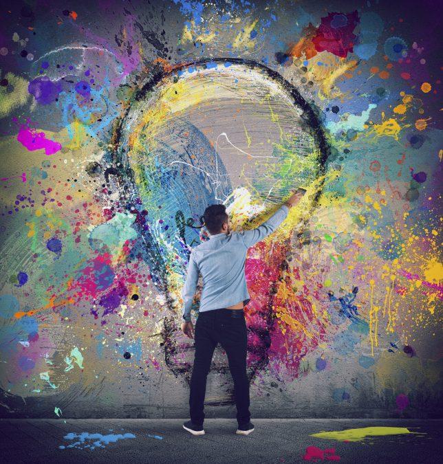 Creativity: Where the Divine and Human Meet