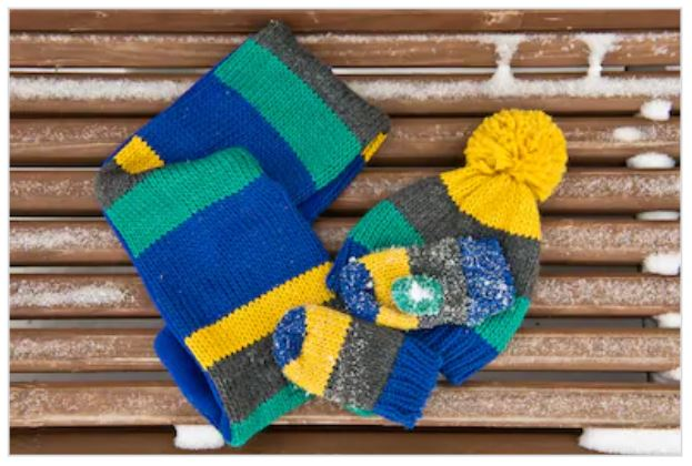 Hat, Mittens & Scarves Campaign
