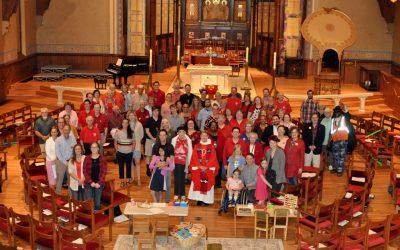 Annual Parish Meeting, Jan. 26