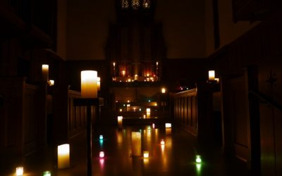 Compline: Friday, 5/29 at 9PM Via Zoom