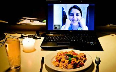 Calling for Virtual Pop-Up Dinner Hosts