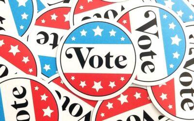 Raise your Voice- Go VOTE!