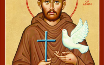 The Feast Day of St. Francis of Assisi
